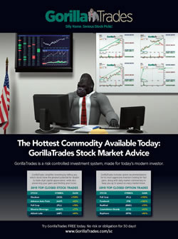 Stocks & Commodities The Hottest Commodity