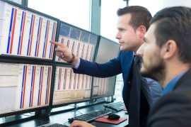 What is the average stock market return