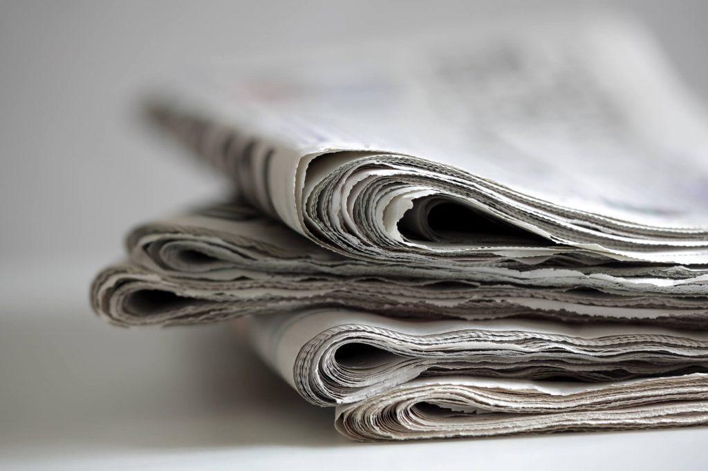 Find Investment Ideas in the newspaper